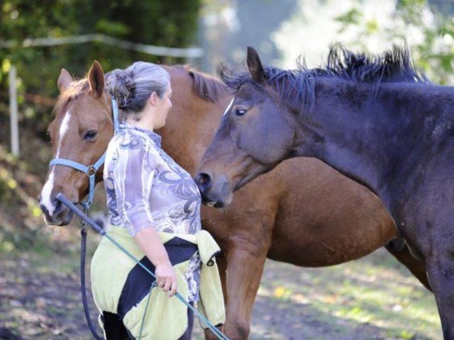 Miniatura per  Guarire se stessi con l'aiuto dei cavalli