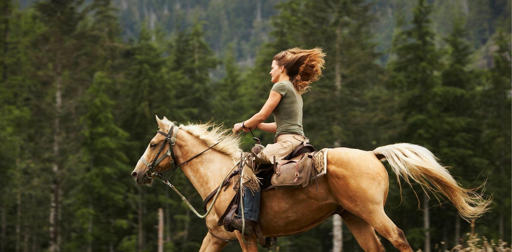 Equitazione benefici: Quanto fa bene andare a cavallo?