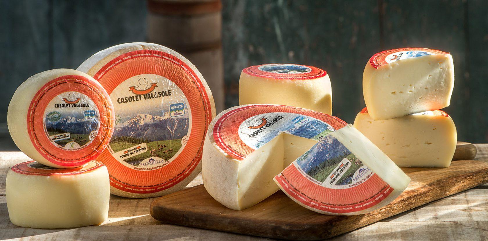 Casolet: un piccolo formaggio dal grande gusto