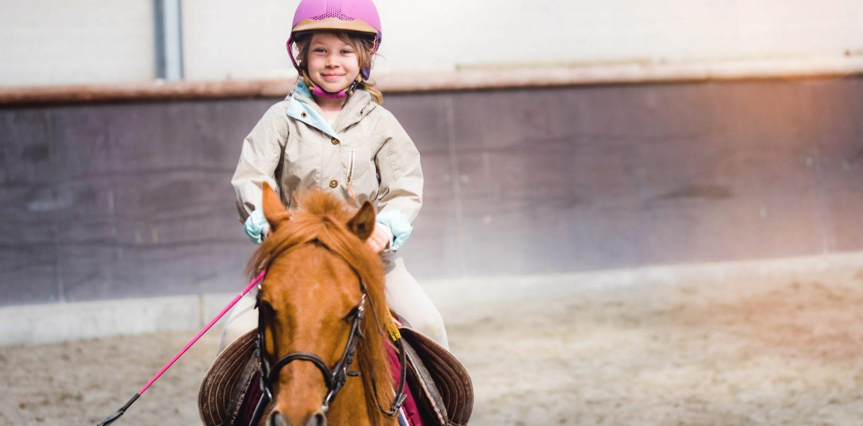 Equitazione e bambini: andare a cavallo per crescere meglio!