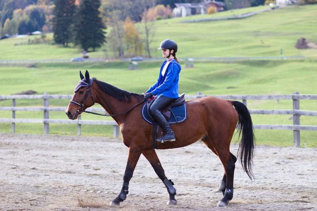 Settimana campus avanzato a cavallo